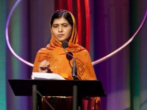 Inspirational Malala Yousafzai