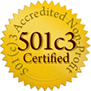 501c3-Certified Seal