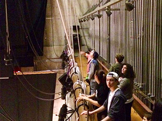 Lead Prep Students on a Soundstage